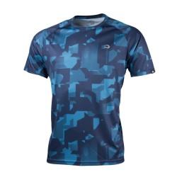 Мъжка тениска NORTHFINDER Raphael TR-3371SII - blue