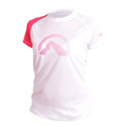 Дамска тениска NORTHFINDER Alana TR-4151SII - white