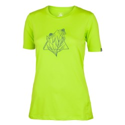 Дамска тениска NORTHFINDER Azariah green