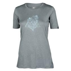 Дамска тениска NORTHFINDER Azariah dark grey