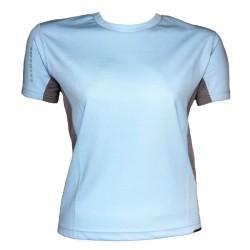 Дамска тениска Extreme Scotchguard blue grey/4854