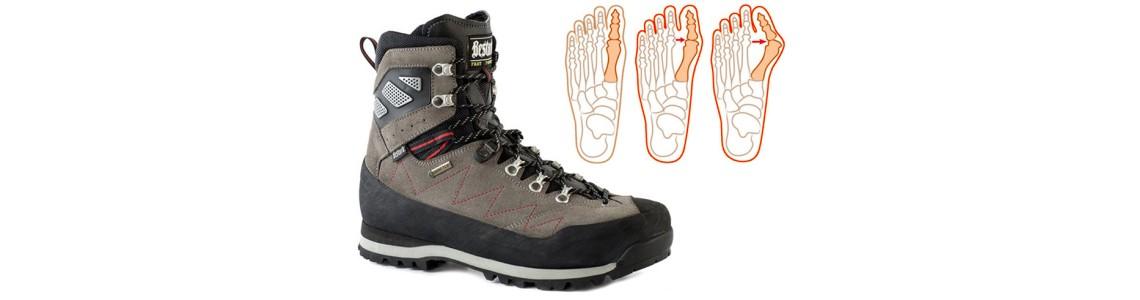 Как да си изберем туристически обувки, както го правят професионалните планински водачи