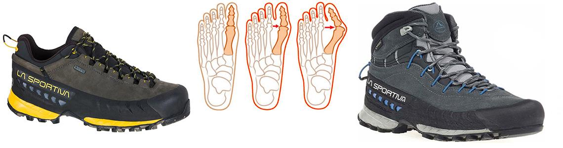 ОРТО-ФОРМОВАНЕ на туристически обувки - за да може обувките ни да са максимално удобни и да ги чувстваме като изляти по ходилото