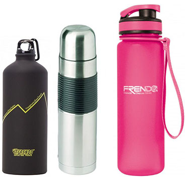 Термоси и бутилки