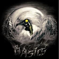 """Мъжки суитшърт BASICS """"Mystic Snowboarder"""" black"""